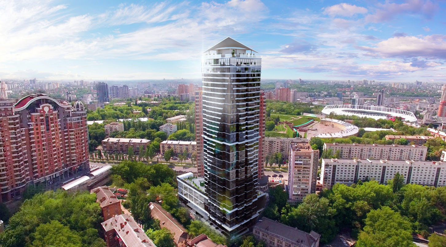 To investors - TARYAN TOWERS | Luxury real estate in Kyiv 12