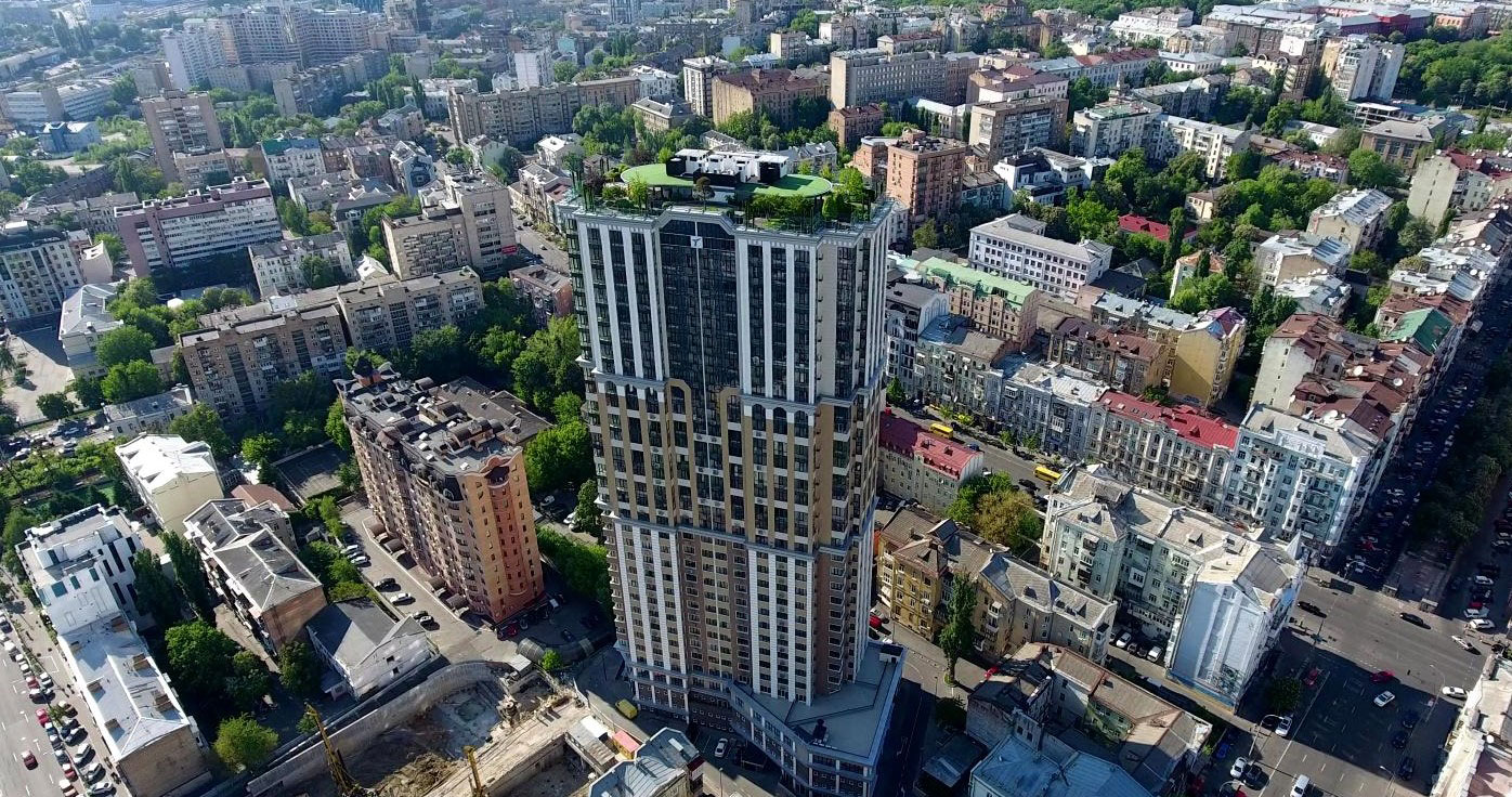 To investors - TARYAN TOWERS | Luxury real estate in Kyiv 10